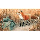 Червена лисица