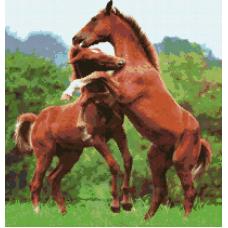 Игривите коне