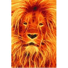 Огнен лъв