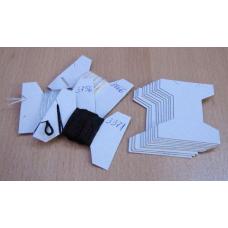 Бобини за навиване на конци - картонени