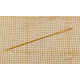 Игла за бродерия, изцяло позлатена №24 - DMC